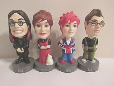 The Osbourne Family Bobbleheads (Set of 4)