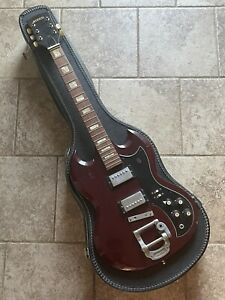 vintage Global electric guitar
