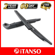 Fit For VOLVO V70 XC70 2004-2007 Rear Windshield Wiper Arm Blade Set 15in. 380mm