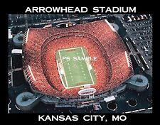 Kansas City - ARROWHEAD STADIUM  - Souvenir Magnet