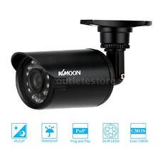 KKMOON 800TVL Surveillance 24IR CCTV Bullet Camera Day/Night Vision NTSC US Z1Z9