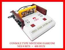 RARE CONSOLE RETRO MINI NES FAMICOM RETROGAMING + 400 JEUX GRATUIT SUPER MARIO