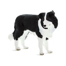 MOJO Border Collie Dog Animal Figure 387203 NEW IN STOCK Toys