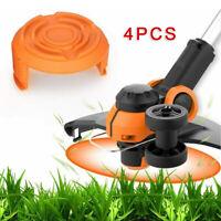 2pcs Spool Cover Cap For Black/&Decker Reflex GL544 GL544C GL545 String Trimmer