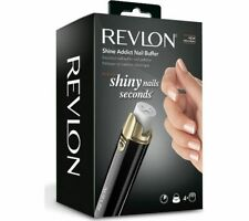 Revlon Shine Addict Nail Buffer Battery Manicure  Brand New In Box   RVSP3525UKE