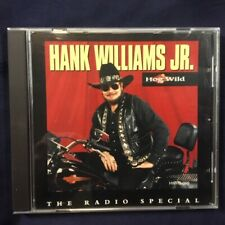 HANK WILLAIMS JR - RADIO SPECIAL - CD ALBUM our ref 1779