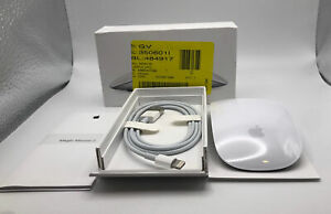 Apple Magic Mouse 2 A1657 MLA02LL/A Bluetooth Wireless Rechargeable