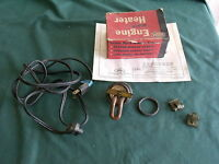 NOS 1963 1964 1965 1966 1968 Ford Rotunda Mustang Mercury Engine Heater 64