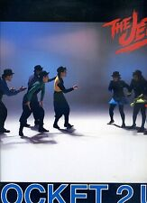 THE JETS rockt 2u 12INCH 45 RPM GERMAN 1988 EX