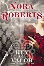 Key of Valor (Key Trilogy) - Acceptable - Roberts, Nora - Paperback