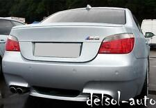 Painted BMW E60 E 60 5 Series 525i 528i 535i 535 i 550 M M5 Trunk Spoiler Boot
