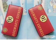 New Harry Potter Platform 9 3/4 PU Wallet Bag Gift