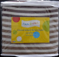 Carnival Striped Cotton Blanket by Jiggle & Giggle | 100% Cotton