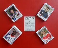 PANINI FRENCH ISSUE FOOT 93  Stickers au choix pick choice  LIGUE 1  SOCCER