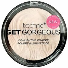 Technic Get Gorgeous Highlighting Face Powder Highlighter 12g **BRAND NEW**