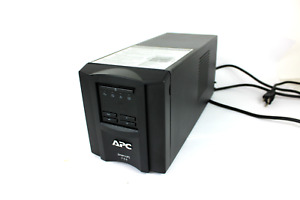 APC Smart-Ups SMT750 Uninterruptable Power Supply, 750VA, 500W