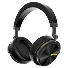 Bluedio T5 Wireless Bluetooth 4.2 Headphones ANC Bass Mic Headsets Black Stereo