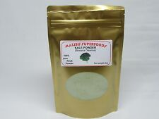 KALE POWDER 1/2 Pound 100% PURE Top Quality Superfoods 8 ounces FREE SHIPPING