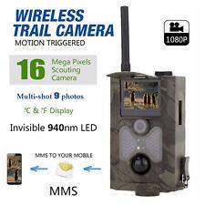 HC-550G 3G HD16MP Infrared Sensors Wildlife Hunting Camera SMS MMS SMTP GPRS