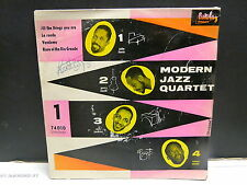 MODERN JAZZ QUARTET All the things you are 74010