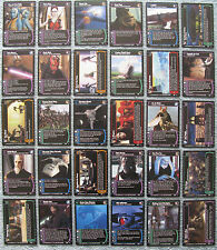 Star Wars TCG The Phantom Menace Rare Cards (TPM)