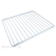 TEKA Fridge Shelf White Plastic Coated Adjustable Freezer Rack Extendable Arms