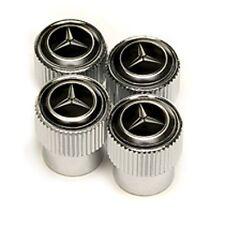 Mercedes Benz E Class Tire Valve Stem Caps - GENUINE FACTORY OEM ACCESSORY