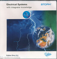 Fokker Elmo B.V. Electrical Systems Stork Originale Mini-CD 2002 Flugzeugtechnik