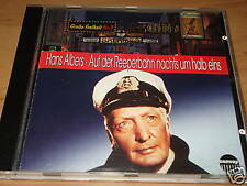 HANS ALBERS AUF DER REEPERBAHN NACHTS UM HALB EINS CD DEUTSCH LA PALOMA  (YZ)