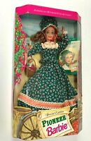 PIONEER BARBIE DOLL 1994 VTG MATTEL SPECIAL EDITION MADE IN INDONESIA NIB NRFB