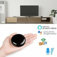 Mini IR APP Voice Remote Control Smart Home WiFi for Alexa Google Home