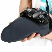 Photo Neoprene Protector Cover Case Bag L Size For Canon Nikon Sony DSLR Camera