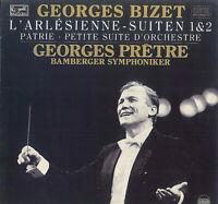 Georges Bizet, L'Arlesienne Suiten 1 & 2 -Patrie -Petite Suite D' Orchestre