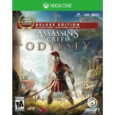 Assassins Creed Odyssey - Deluxe Edition - Xbox One *BRAND NEW*