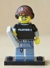 LEGO - Mini Fig Collection Series 12: Video Game Guy - Complete Set