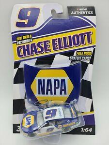 Chase Elliott 2021 Wave 6 Lionel NASCAR Authentics 1:64 Scale Diecast Car
