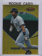 DEREK JETER ROOKIE CARD New York Yankees BOWMAN'S BEST Baseball MLB RC!