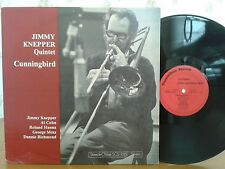 Jimmy Knepper Quintet,Cunningbird,SteepleChase Records SCS 1061,Jazz Vinyl LP
