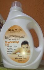 Gluta White Brightening Shower Gel 2000ml