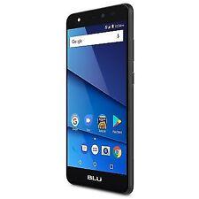 BLU Studio J8 LTE S0351WW 16GB Unlocked GSM Dual-SIM Phone w/ 8MP Camera - Black