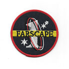 Farscape TV Series Name Logo Embroidered Patch NEW UNUSED