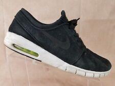 Nike SB Stefan Janoski Max Size 12 Mens Black Cyber Skateboard Shoes 685299 003