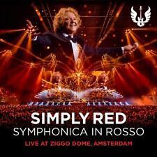Symphonica in ROSSO (live at Ziggo Dome Amsterdam) Audio CD