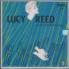 The Singing Reed by Lucy Reed (CD, 1991, OJC) Bill Evans NEW SEALED / FREE S&H