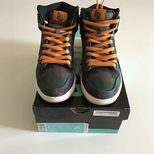 Nike SB what the Dunk High Fiveone0 Size 6 New 646552-037 Thomas Campbell