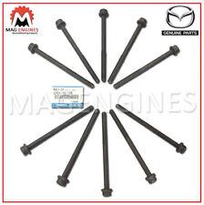 10x Bolts Cylinder Head Gasket  2.2 SKYACTIVE Diesel Mazda 3 6 CX-5