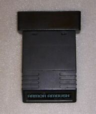 Armor Ambush Video Game by Mattel for Atari 2600 System