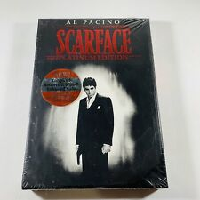 SCARFACE - AL PACINO (DVD, 2006, 2-Disc Set, Platinum Edition) NEW & SEALED