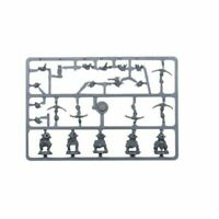 Mantic Kings of War Goblin Spitters Sprue (Warhammer night bows plastic frame)