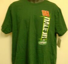 Dale Earnhardt Jr Amp Energy T-Shirt Adult Large Free Ship Winner's Circle # 88